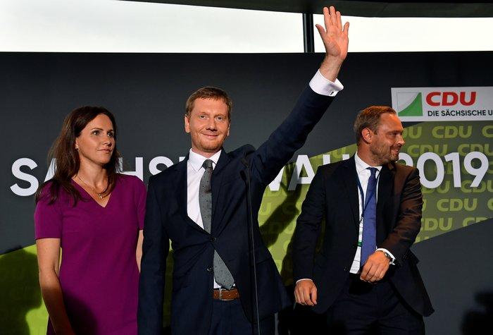 Γερμανία: Mεγάλος «νικητής» η ακροδεξιά - Γρίφος ο σχηματισμός κυβέρνησης - εικόνα 2