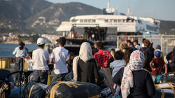 Λέσβος: Σε εξέλιξη η επιχείρηση μετακίνησης 1500 μεταναστών