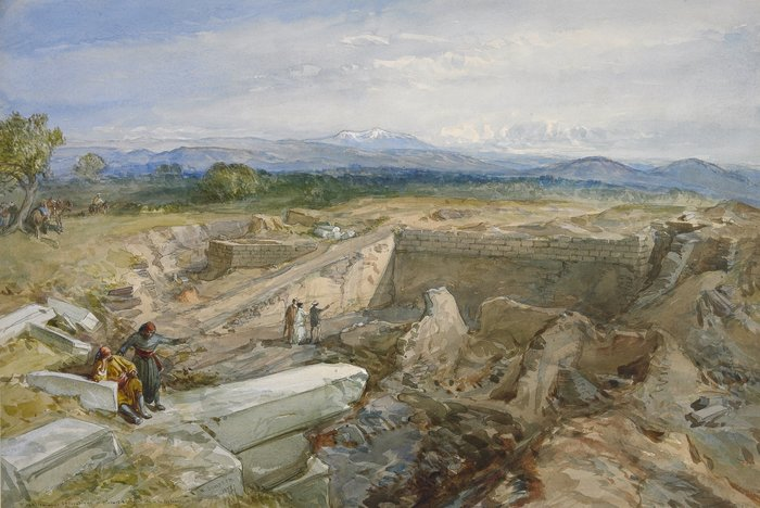 Τροία: Μύθος και Πραγματικότητα στο Βρετανικό Μουσείο