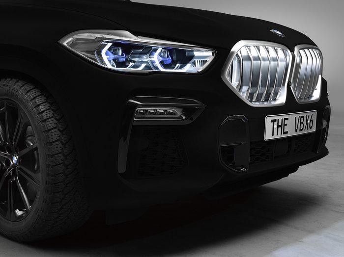 Η βαφή Vantablack της νέας BMW X6 λειτουργεί σαν μαύρη τρύπα!