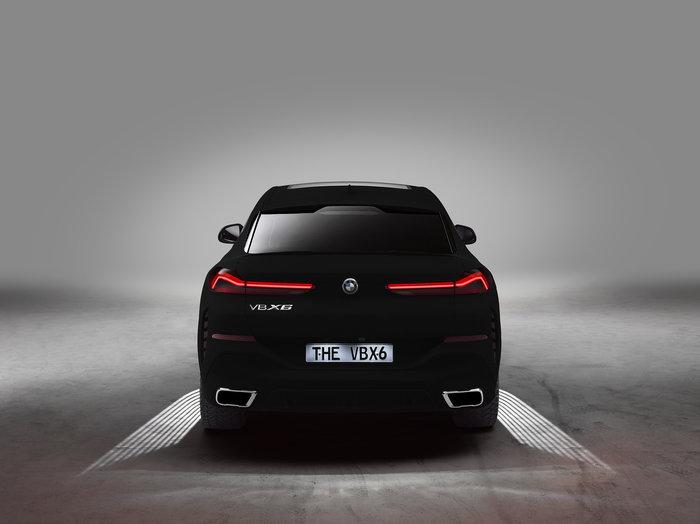 Η βαφή Vantablack της νέας BMW X6 λειτουργεί σαν μαύρη τρύπα! - εικόνα 2