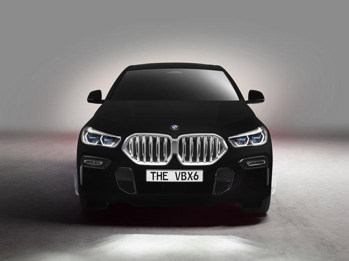 Η βαφή Vantablack της νέας BMW X6 λειτουργεί σαν μαύρη τρύπα! - εικόνα 3