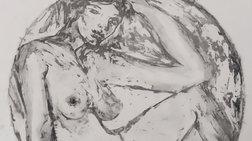 «Οδαλίσκη»,  ή αλλιώς ένας ύμνος στο  γυμνό γυναικείο σώμα στο ΕΑΜ