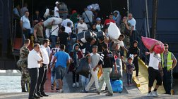 Αντιδράσεις & διαβεβαιώσεις για τους πρόσφυγες της Λέσβου