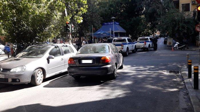 Επιχείρηση της αστυνομίας στα Εξάρχεια για τα ναρκωτικά