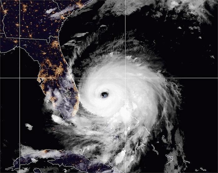 Τυφώνας-τέρας ο Ντόριαν: 5 νεκροί στις Μπαχάμες - εικόνα 2