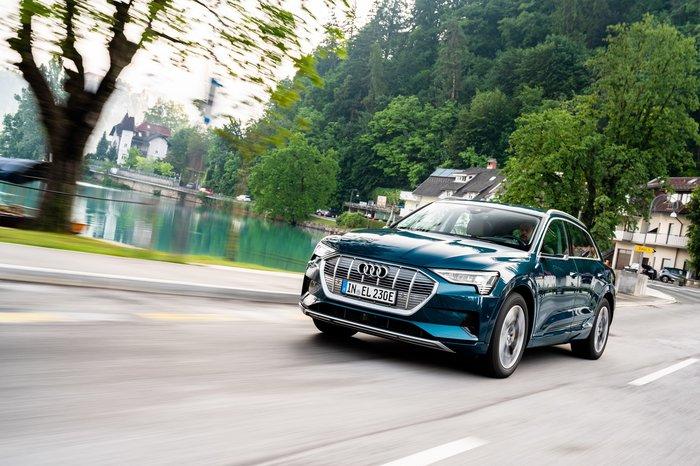 Το Audi e-tron καταρρίπτει μύθους: Δέκα χώρες non-stop σε 24 ώρες - εικόνα 4