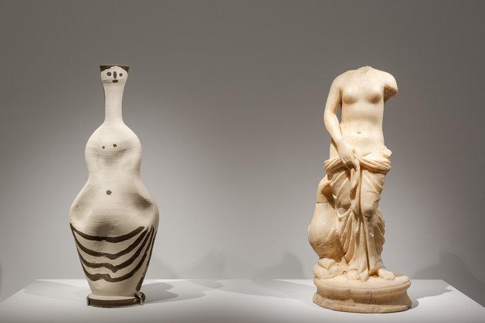 Είκοσι χιλιάδες επισκέπτες στον Πικάσο και αρχαιότητα.Νέο ωράριο & ξενάγηση - εικόνα 2