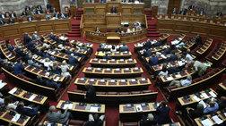 Στη Βουλή το σ/ν για την αποκατάσταση στο Μάτι