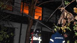 Αργολίδα: Φωτιά σε μονοκατοικία-Απεγκλωβίστηκαν 2 ηλικιωμένοι
