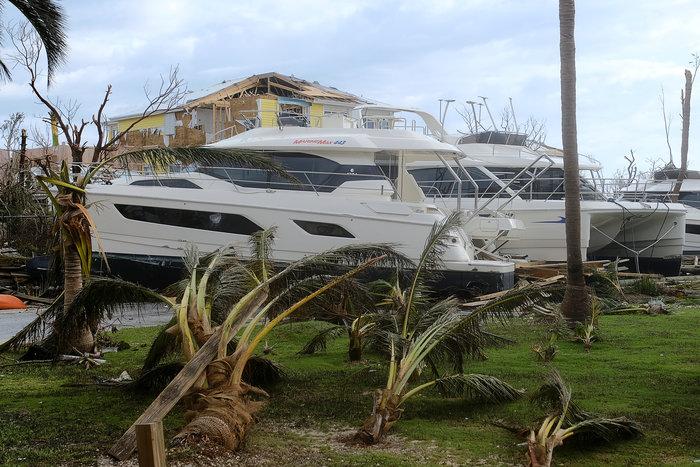 Εικόνα ολικής καταστροφής στις Μπαχάμες-20 νεκροί και αγνοούμενοι - εικόνα 5