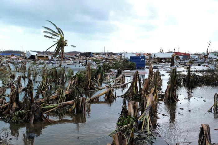 Εικόνα ολικής καταστροφής στις Μπαχάμες-20 νεκροί και αγνοούμενοι - εικόνα 2