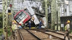 Ιαπωνία: Σύγκρουση τρένου με φορτηγό, 1 νεκρός και 34 τραυματίες