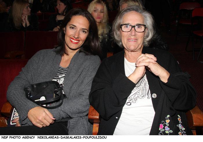 Νόνη Δούνια: Βραδινή έξοδος με τη μητέρα της - Δείτε πόσο μοιάζουν - εικόνα 2