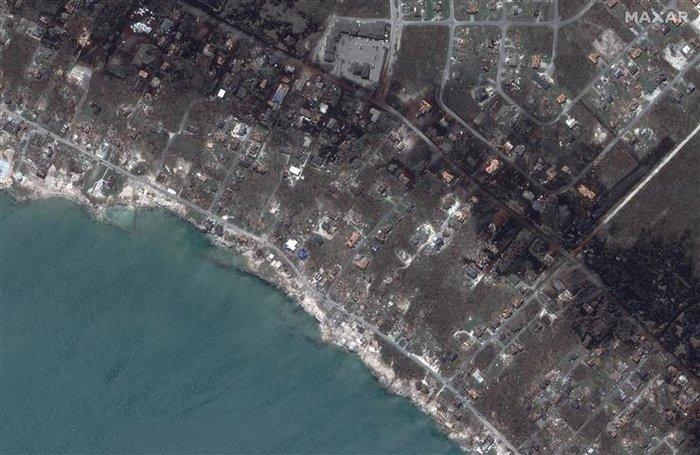 Aνείπωτη καταστροφή από τον Ντόριαν στις Μπαχάμες-30 νεκροί - εικόνα 2