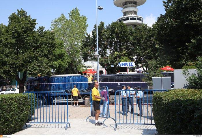 Στον δρόμο 3.500 αστυνομικοί στη ΔΕΘ-Οι κινητοποιήσεις και τα μέτρα - εικόνα 13