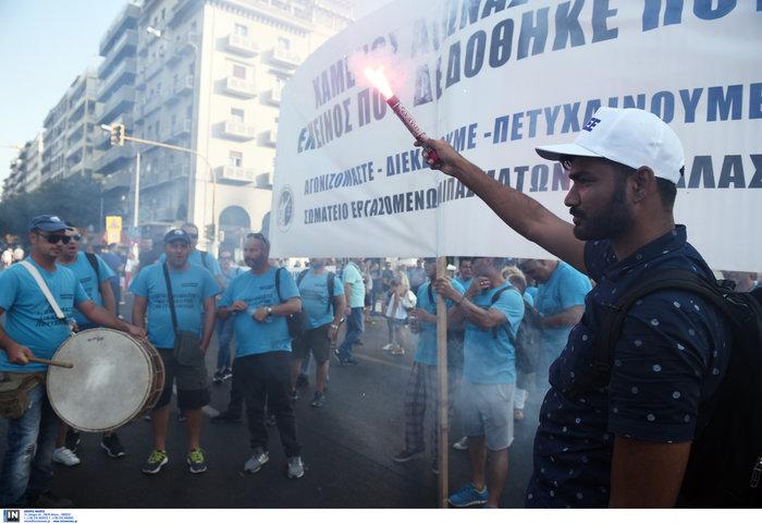 Στον δρόμο 3.500 αστυνομικοί στη ΔΕΘ-Οι κινητοποιήσεις και τα μέτρα - εικόνα 4