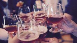 ΠΟΥ: Αλκοόλ στην Ελλάδα - Τι και πόσο πίνουν οι Έλληνες