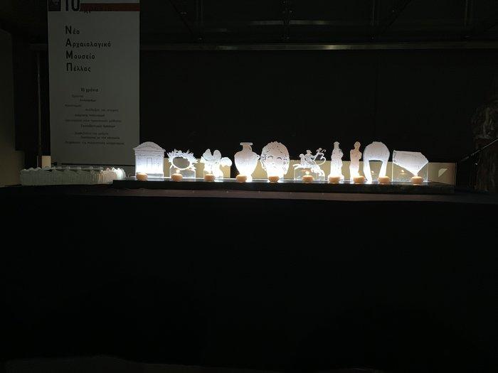 Το Μουσείο της Πέλλας γιορτάζει τα δέκα του χρόνια