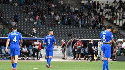 Η κακή εμφάνιση της Εθνικής μετά το 1-1 με το Λιχτενστάιν