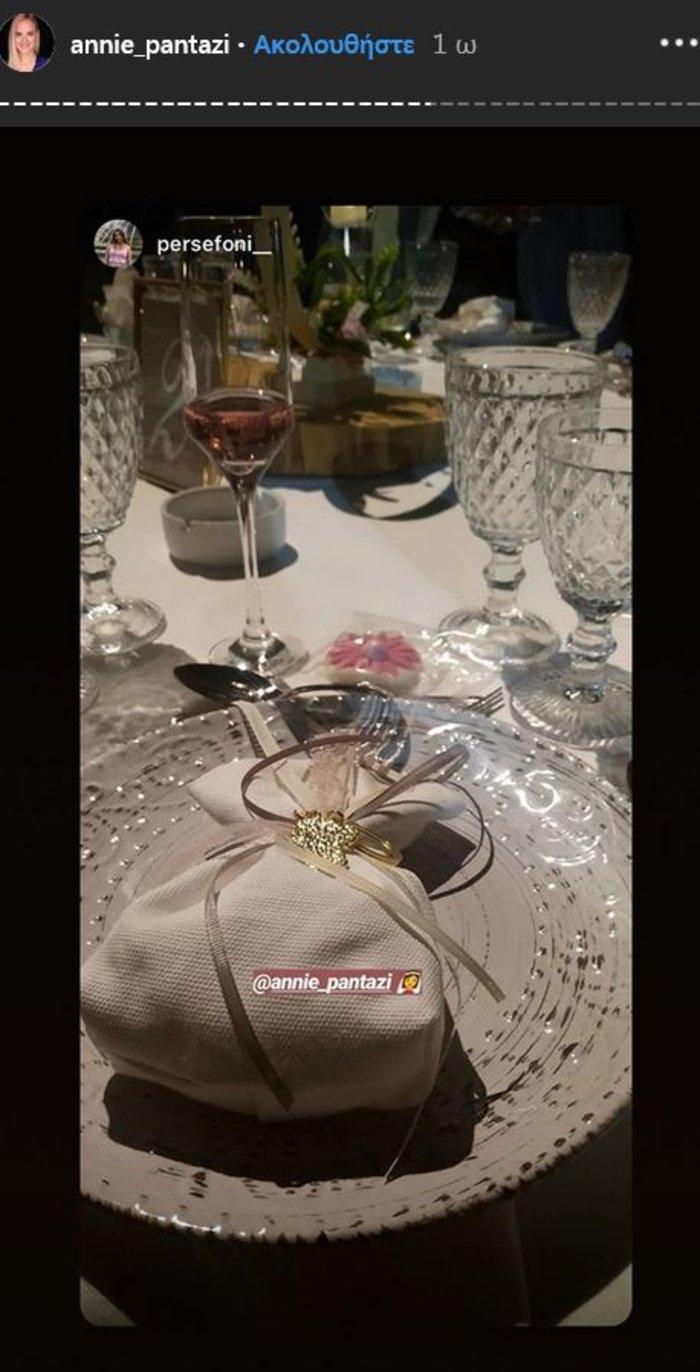 Υπέροχη νύφη η Άννη Πανταζή: Με στολισμένα στεφάνια ρυθμικής τα παρανυφάκια - εικόνα 19