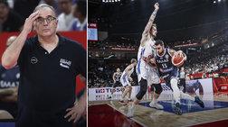 Μουντομπάσκετ τέλος - Σκουρτόπουλος: Αναλαμβάνω την ευθύνη