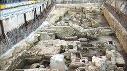 Αρχαιολόγοι:Αναχρονιστική απόφαση να αποσπαστούν τα αρχαία σε Μετρό Θεσ/κης