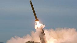 Νέα εκτόξευση πυραύλων από τη Βόρεια Κορέα