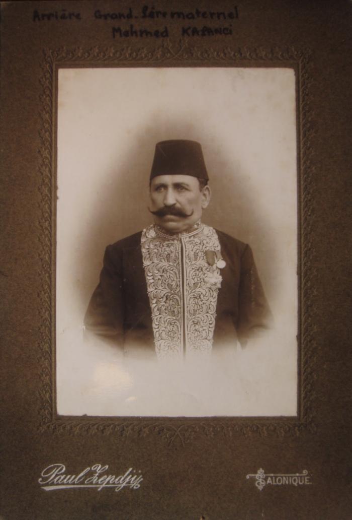 Ο κτήτορας της βίλας, Μεχμέτ Καπαντζής