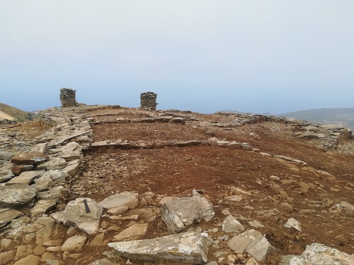 Σημαντική εγκατάσταση ιστορικών χρόνων εντοπίστηκε στο Πυργάρι Ευβοίας