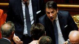 Ιταλια: Ψήφος εμπιστοσύνης στην κυβέρνηση με κόντρα Κόντε - Σαλβίνι