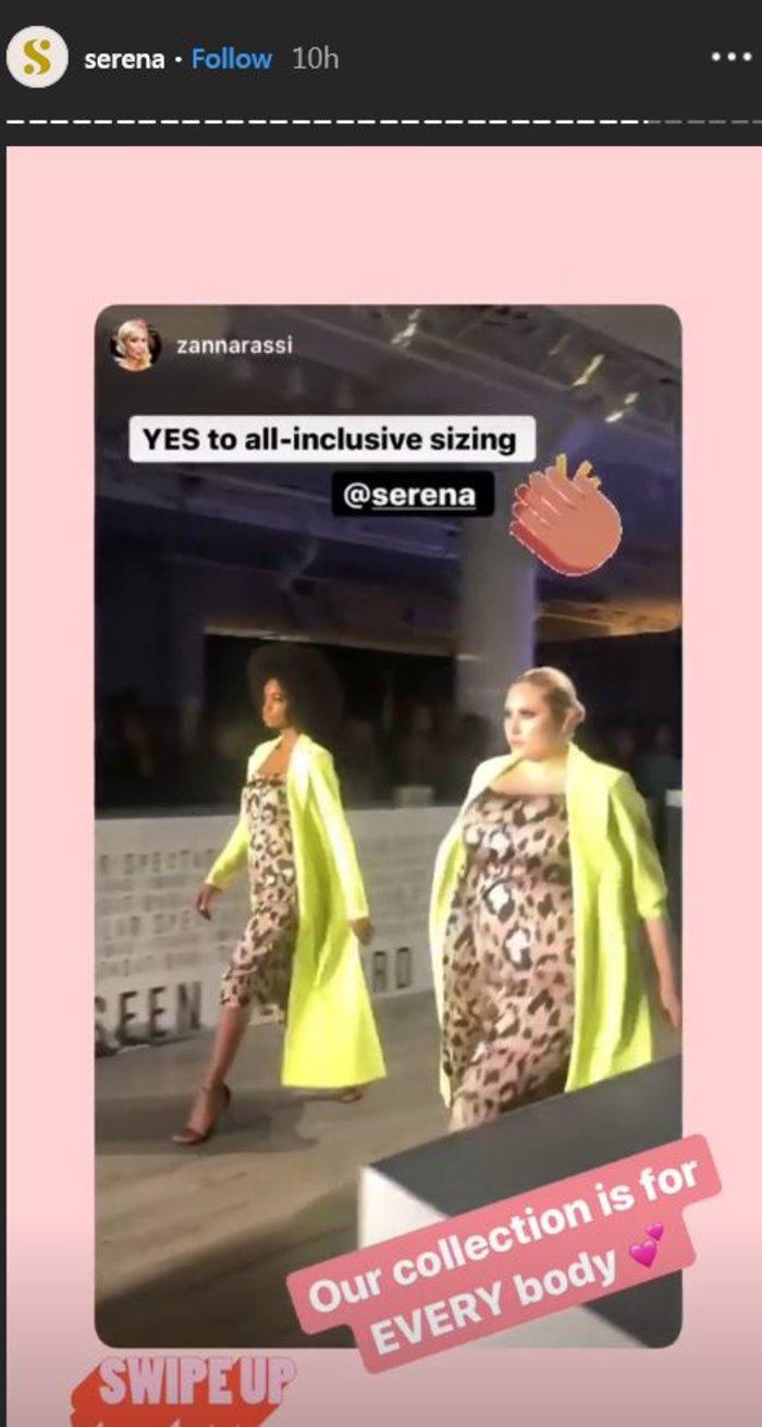 Σερένα Γουίλιαμς: Η βασίλισσα του τένις με την κόρη της στην πασαρέλα - εικόνα 4