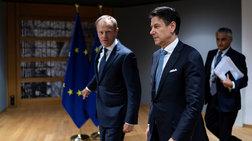 O Κόντε ζητά δημοσιονομική επιείκεια από τις Βρυξέλλες για τον Νότο