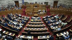 Με ευρεία συναίνεση πέρασε η πράξη νομοθετικού περιεχομένου για το Μάτι