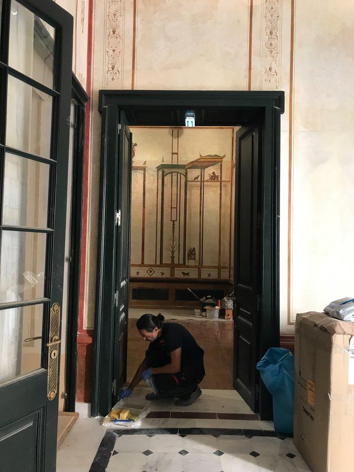 Αυτοψία στο Μέγαρο Τσίλλερ-Λοβέρδου - Πότε θα λειτουργήσει