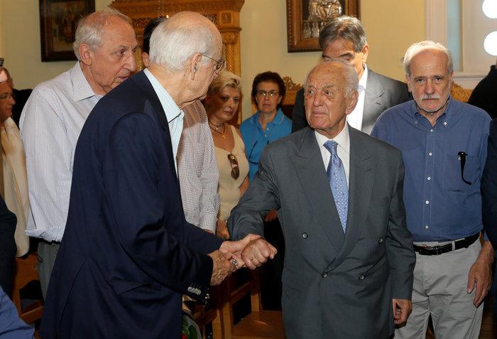 Ο Αντώνης Λιβάνης για τον θάνατο του Ανδρέα Παπανδρέου - εικόνα 2