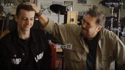 Ο βαφτισιμιός του Λαυρέντη Μαχαιρίτσα στο X Factor μαζί με τον νονό του