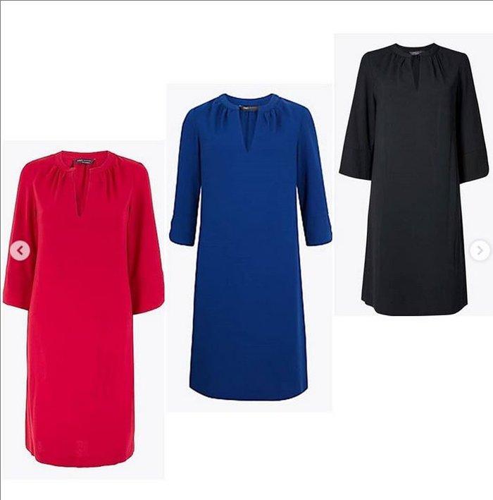 Φόρεμα 22 ευρώ στην κολεξιόν της Μαρκλ που μόλις κυκλοφόρησε [Εικόνες] - εικόνα 2