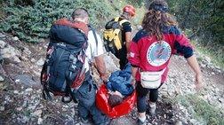 Όλυμπος: Νεκρός ανασύρθηκε ορειβάτης από τα Σκόπια