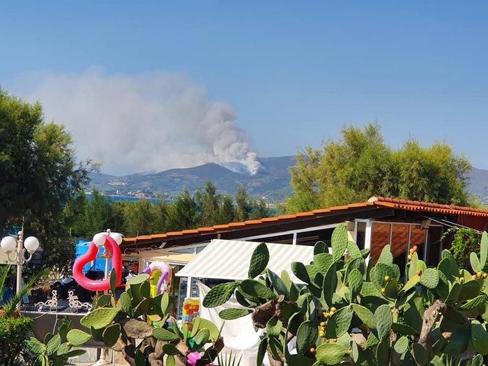 Ζάκυνθος: Στο Κερί η φωτιά - Εκκενώνονται σπίτια - εικόνα 5
