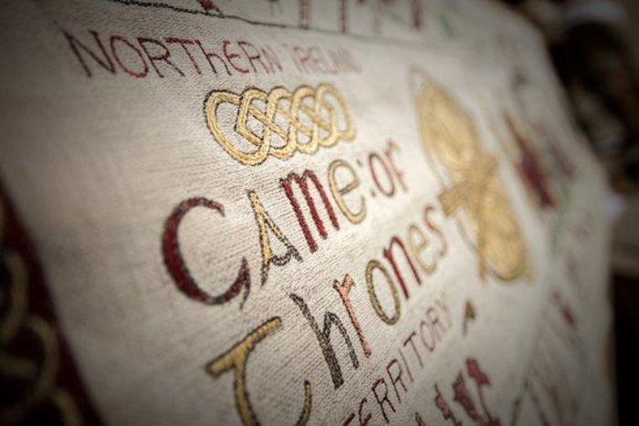Μια ταπισερί 87 μέτρων προς τιμήν του Game of Thrones - εικόνα 5