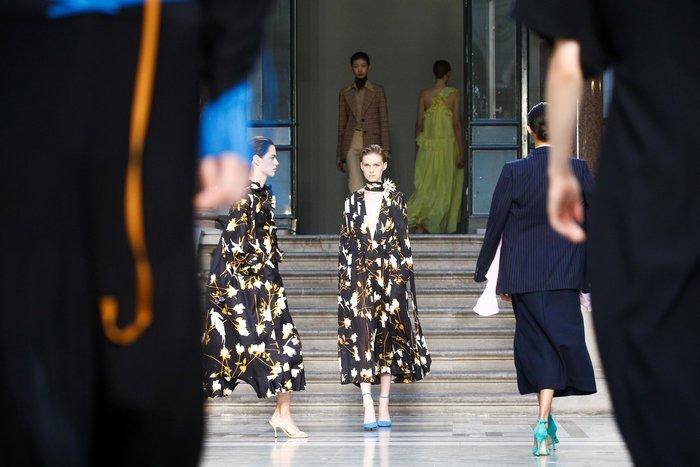 Χάρπερ Μπέκαμ: Fashionista ετών 8 - Την έντυσαν μικρογραφία μοντέλου - εικόνα 9