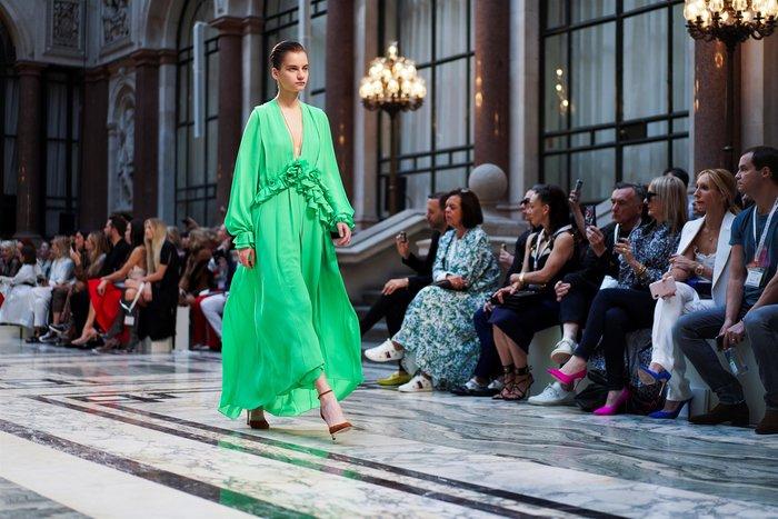 Χάρπερ Μπέκαμ: Fashionista ετών 8 - Την έντυσαν μικρογραφία μοντέλου - εικόνα 11