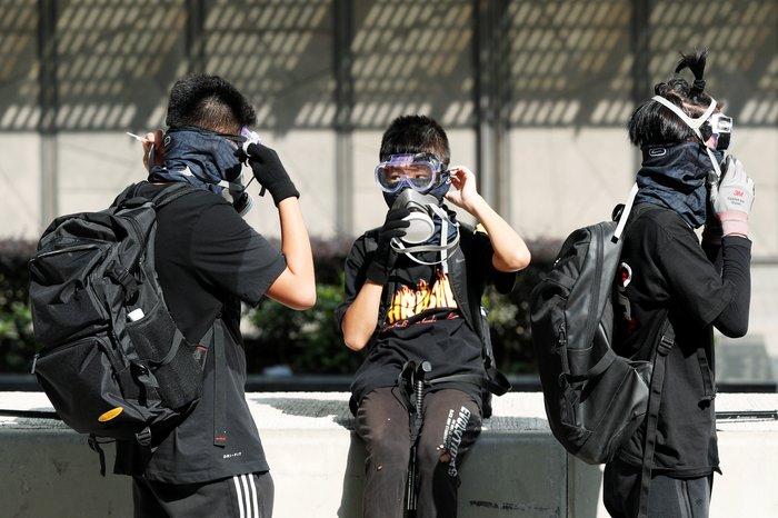 Χονγκ Κονγκ: Οι εκατό μέρες κινητοποίησης & η εφευρετικότητα