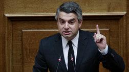 Κωνσταντινόπουλος κατά τραπεζών για υπέρογκες χρεώσεις