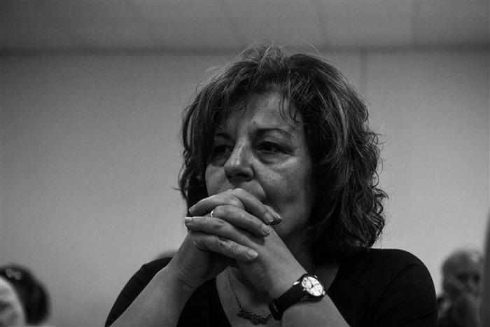 Μάγδα Φύσσα: Περιμένω κάθε βράδυ ν' ακούσω το κλειδί στην πόρτα