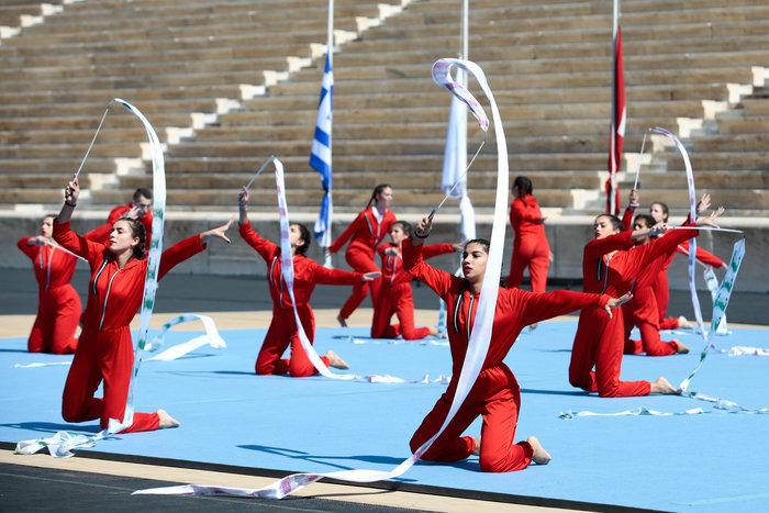 Άναψε στο Καλλιμάρμαρο η Φλόγα για τους Αγώνες «Λωζάνη 2020»