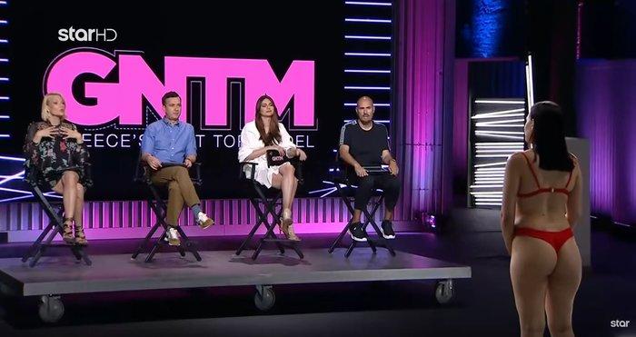 GNTM: Το plus size κορίτσι που έσβησε όλα τα «συμβατικά» μοντέλα [Βίντεο] - εικόνα 4