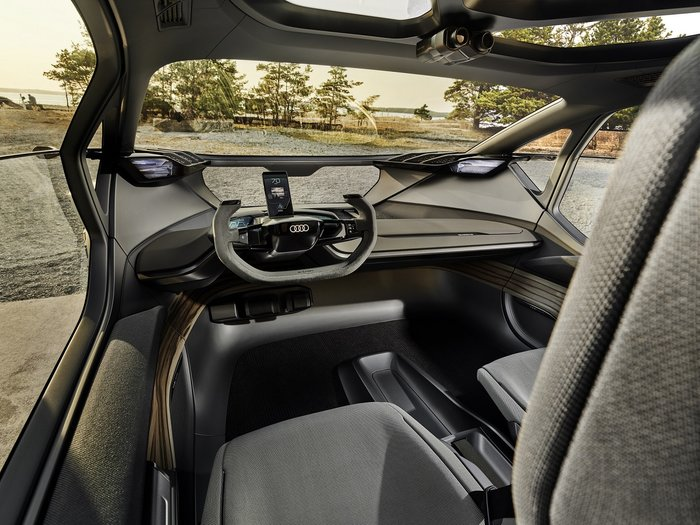 Audi AI:TRAIL quattro: To off-roading στο μέλλον θα θυμίζει StarWars - εικόνα 2
