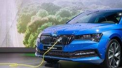 SUPERB iV: Ξεκίνησε η παραγωγή του Skoda Plug-In Hybrid